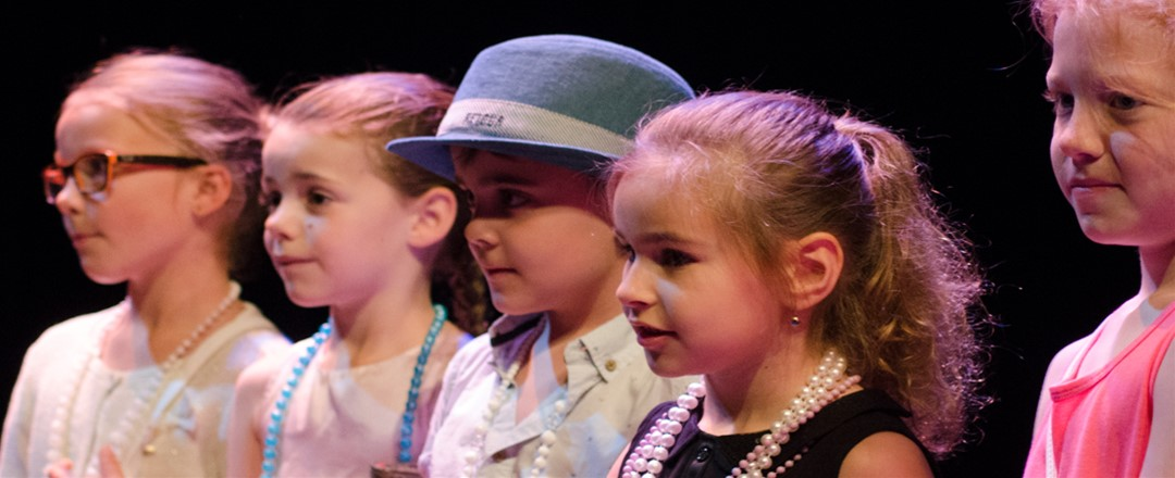 Theater kids (6-9 jaar)